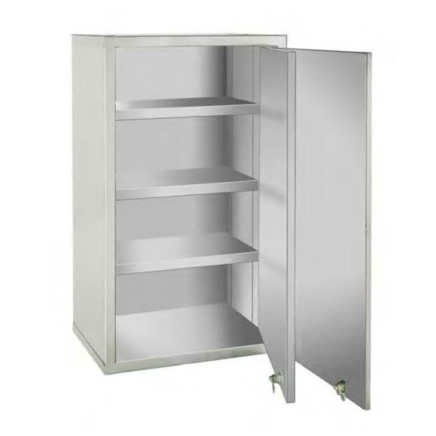 NARCOTICS SECURITY LOCKERModel NSL20, Medium size, double door, double lock security cabinet.
